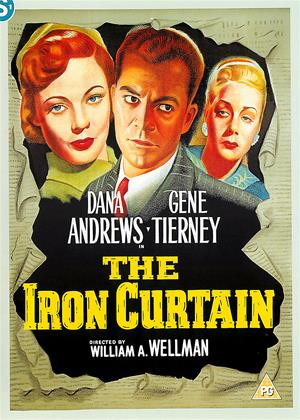 Rent The Iron Curtain (aka Behind the Iron Curtain) Online DVD Rental
