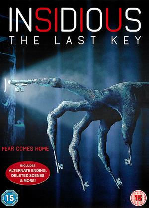 Insidious: The Last Key Online DVD Rental