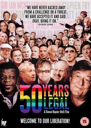 50 Years Legal Online DVD Rental