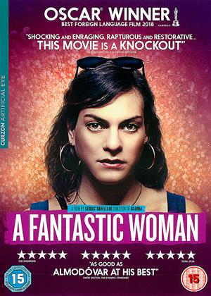 A Fantastic Woman Online DVD Rental