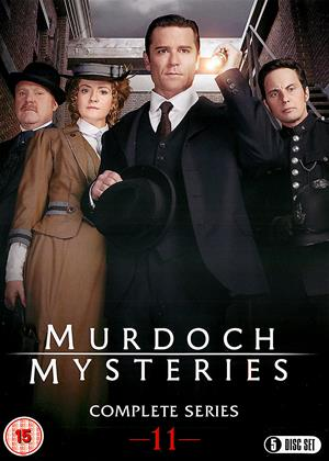 Rent Murdoch Mysteries: Series 11 Online DVD Rental