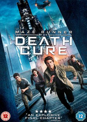Maze Runner: The Death Cure Online DVD Rental