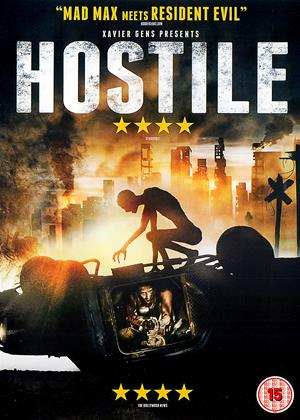 Rent Hostile Online DVD & Blu-ray Rental