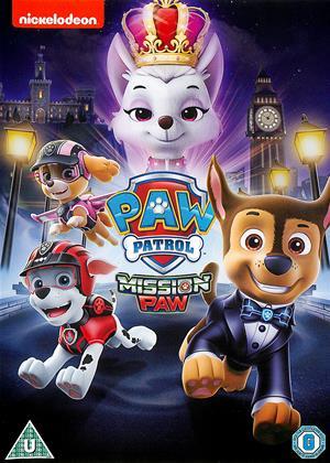 Rent Paw Patrol: Mission Paw Online DVD & Blu-ray Rental