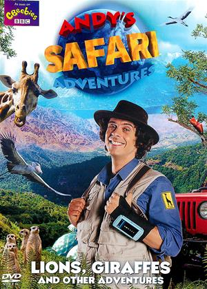 Rent Andy's Safari Adventures: Lions, Giraffes and Other Adventures Online DVD & Blu-ray Rental