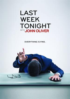 Rent Last Week Tonight with John Oliver Online DVD & Blu-ray Rental