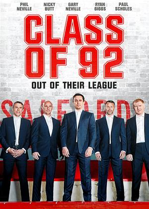 Rent Class of '92 Out of Their League Online DVD & Blu-ray Rental