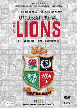 Rent Lions: Up Close and Personal Online DVD & Blu-ray Rental