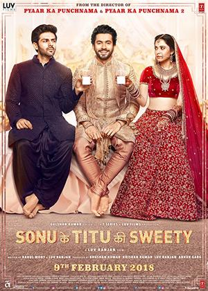 Rent Sonu Ke Titu Ki Sweety Online DVD Rental