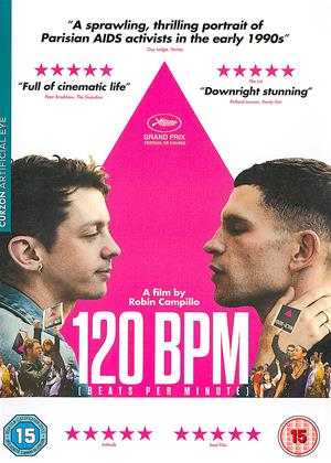 120 BPM (Beats Per Minute) Online DVD Rental