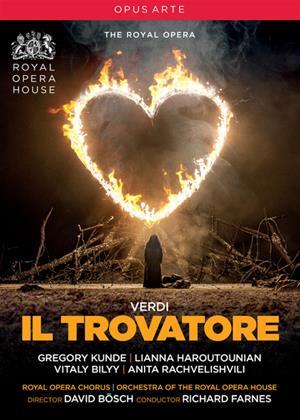 Rent Il Trovatore: Royal Opera House (Richard Farnes) Online DVD Rental