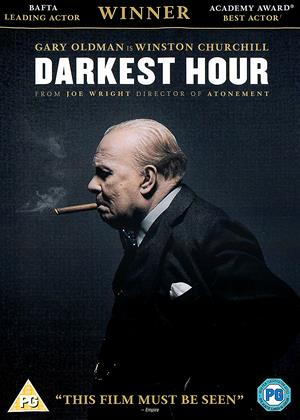 Darkest Hour Online DVD Rental