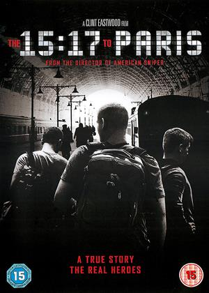 The 15:17 to Paris Online DVD Rental