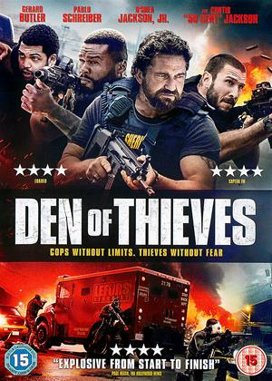 Den of Thieves Online DVD Rental