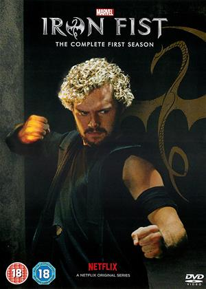 Iron Fist: Series 1 Online DVD Rental