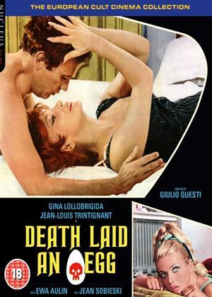 Rent Death Laid an Egg (aka La morte ha fatto l'uovo) Online DVD & Blu-ray Rental
