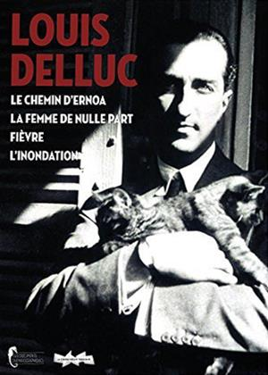 Rent Louis Delluc Collection (aka Ernoa's Way / The Woman from Nowhere / Fever / The Flood) Online DVD & Blu-ray Rental