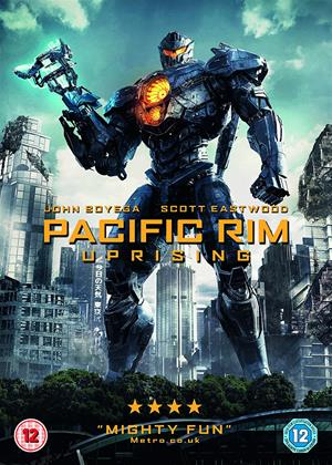 Rent Pacific Rim: Uprising (aka Pacific Rim 2) Online DVD Rental