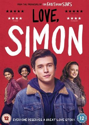 Rent Love, Simon Online DVD Rental