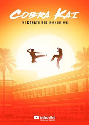 Rent Cobra Kai: Series 2 Online DVD & Blu-ray Rental