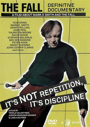 Rent The Fall: It's Not Repetition, It's Discipline Online DVD & Blu-ray Rental