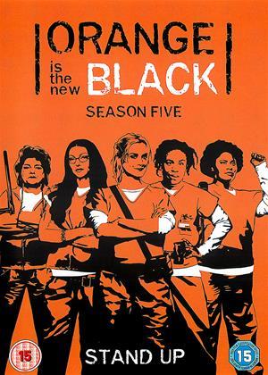 Rent Orange Is the New Black: Series 5 Online DVD & Blu-ray Rental