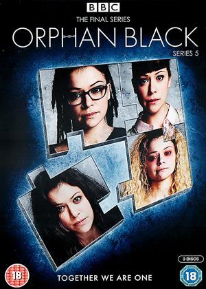 Rent Orphan Black: Series 5 Online DVD & Blu-ray Rental