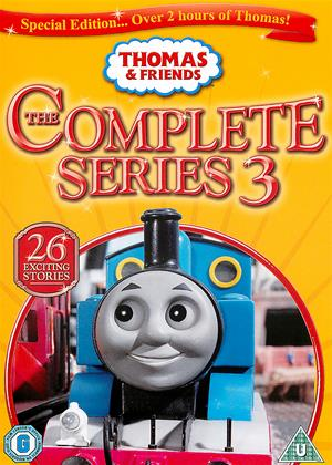 Rent Thomas the Tank Engine and Friends: Series 3 Online DVD & Blu-ray Rental