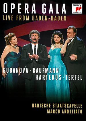 Rent Opera Gala: Live from Baden-Baden (aka Die Operngala der Stars) Online DVD & Blu-ray Rental