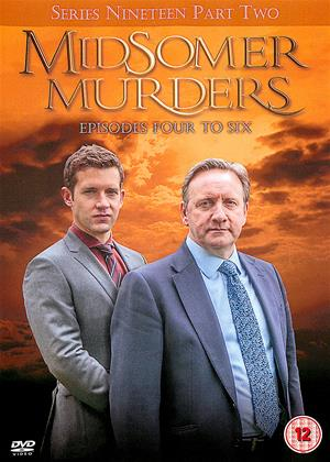 Rent Midsomer Murders: Series 19: Part 2 Online DVD Rental