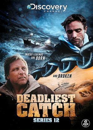 Rent Deadliest Catch: Series 12 Online DVD & Blu-ray Rental