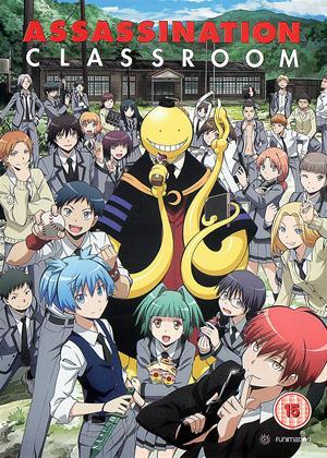 Rent Assassination Classroom: Series 1: Part 2 (aka Ansatsu kyôshitsu) Online DVD & Blu-ray Rental