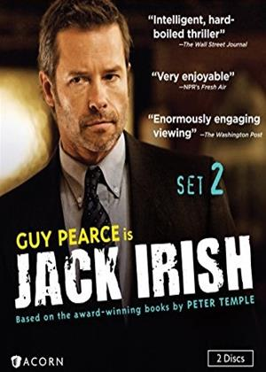 Rent Jack Irish: Series 2 Online DVD & Blu-ray Rental