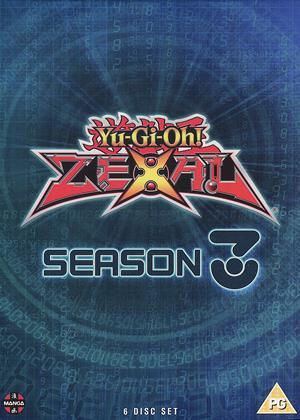 Rent Yu-Gi-Oh! Zexal: Series 3 Online DVD & Blu-ray Rental