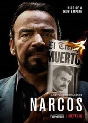 Rent Narcos: Series 3 Online DVD Rental