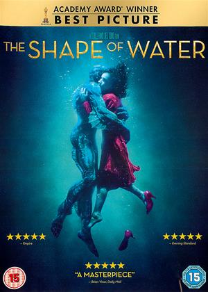 Rent The Shape of Water (aka Cold War Project) Online DVD Rental