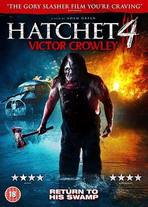 Rent Hatchet 4 (aka Hatchet IV: Victor Crowley) Online DVD Rental