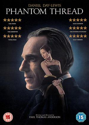 Phantom Thread Online DVD Rental