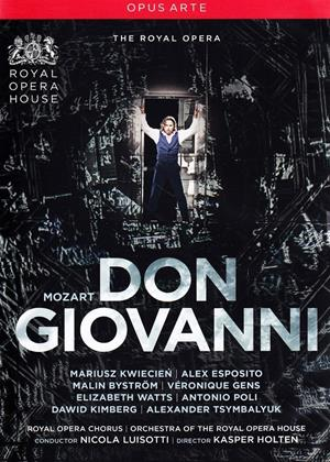Rent Don Giovanni: Royal Opera House (Nicola Luisotti) Online DVD Rental