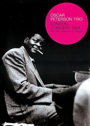 Rent Oscar Peterson Trio: London Concert 1964 (aka Oscar Peterson Trio: London Concert 1964 with Ray Brown and Ed Thigpen) Online DVD & Blu-ray Rental