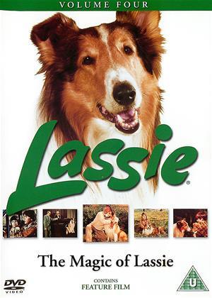 Rent Lassie: The Magic of Lassie (aka The Magic of Lassie / Lassie, My Lassie) Online DVD Rental
