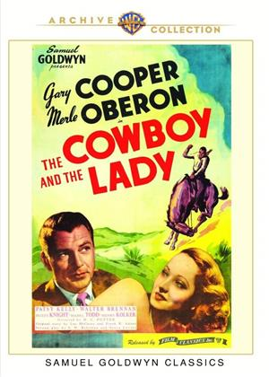 Rent The Cowboy and the Lady Online DVD & Blu-ray Rental