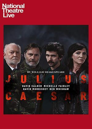 Rent National Theatre Live: Julius Caesar Online DVD Rental