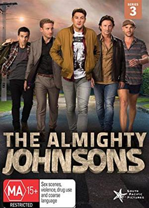 Rent The Almighty Johnsons: Series 3 Online DVD Rental
