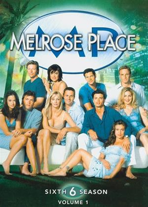 Rent Melrose Place: Series 6 Online DVD Rental