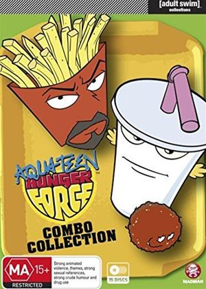 Rent Aqua Teen Hunger Force: Series 9 Online DVD Rental