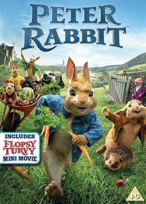 Rent Peter Rabbit Online DVD Rental