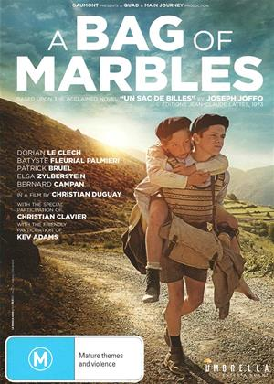 Rent A Bag of Marbles (aka Un sac de billes) Online DVD Rental
