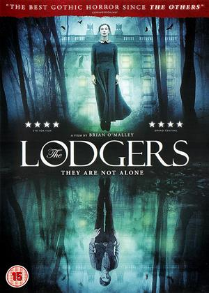 The Lodgers Online DVD Rental