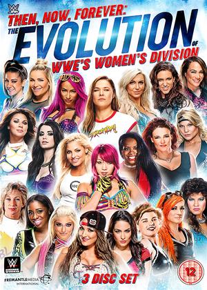 Rent WWE: Then, Now, Forever: The Evolution of WWE's Women's Division Online DVD & Blu-ray Rental